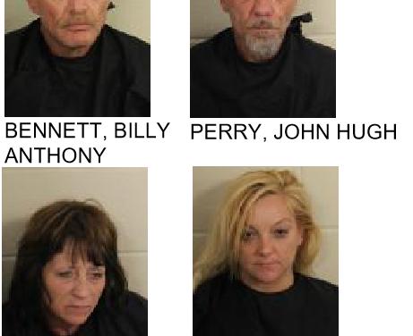 Four Arrest Made in Major Drug Bust in Shannon