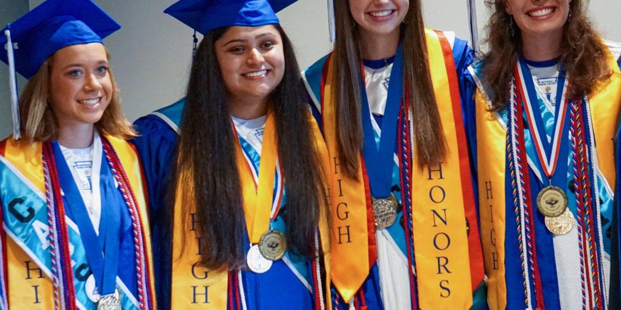 Floyd County Schools AP Scholars Announced for 2019