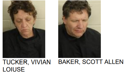 Two Arrested After Drug Task Force Raid