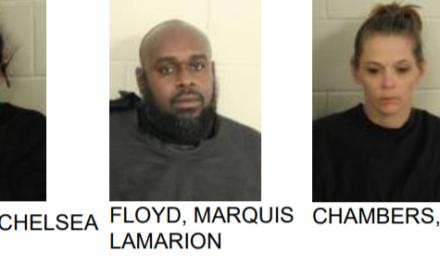 Three Found with Large Amount of Meth, Cocaine and Marijuana