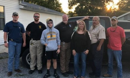 Cedar Bluff Names Investigator Chris O'Neal As New Police Chief