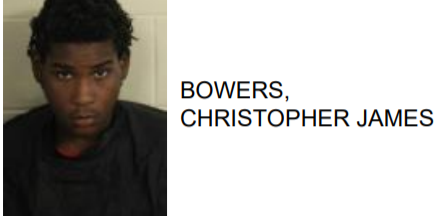 Teen Jailed for Theft, Drug Possession