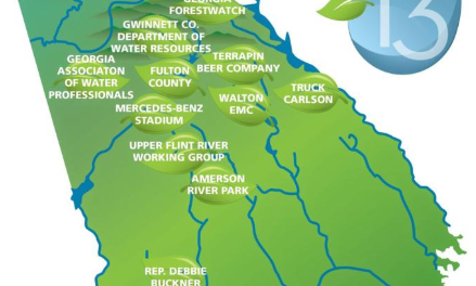 "Georgia Water Coalition Announces ""Clean Water Heroes"""