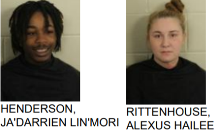Wild Altercation Leads to Two Arrest, Injury