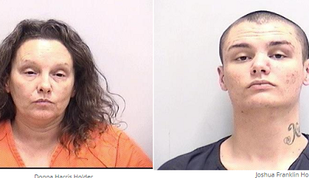 Mother and Son Enter Guilty Pleas in Attempted Murder Case