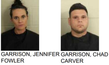 Rome Couple Found with Large Amount of Meth, Loaded Gun