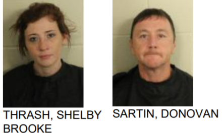Rome Couple Found with Large Quantity of Numerous Drugs