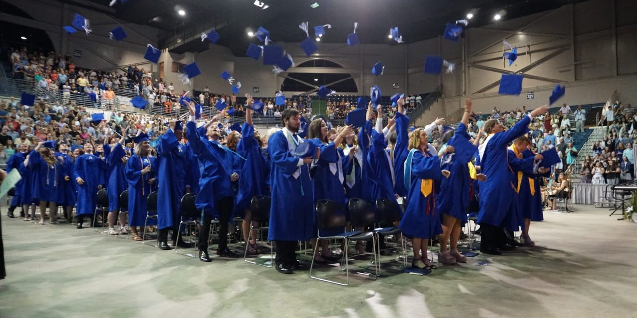 Graduation Rate for Floyd County/Rome Schools Exceeds 93%
