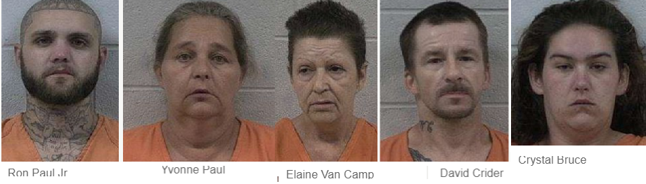 Polk Sheriff Department Unit Discovers Gang Drug Smuggling Scheme