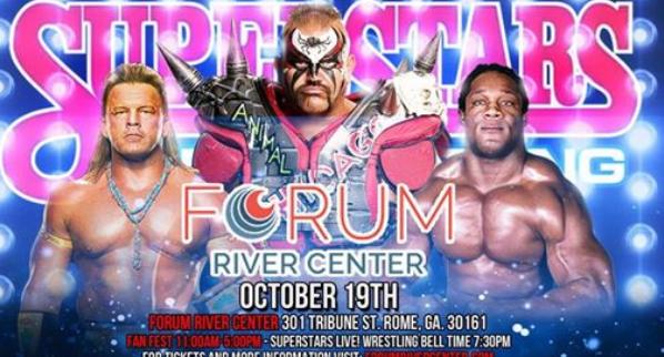 Wrestling Fan Fest Comes to Rome