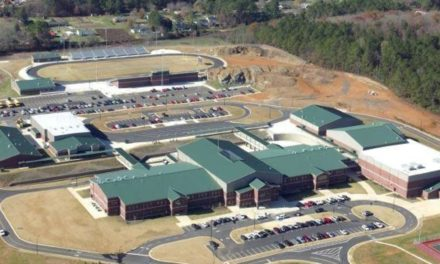 Fire Reported at Adairsville High School