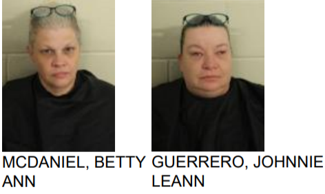 Local Women Charged with Exploitation of Elderly