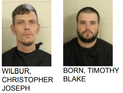 Floyd County Men Found with Dangerous Drugs