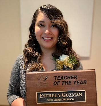 Bartow County Schools Name White Elementary Teacher as its Teacher of the Year
