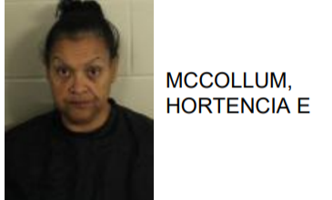 Lindale Woman Jailed After Slapping Man
