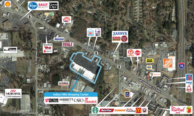 Halpern Acquires Indian Hills Shopping Center in Calhoun