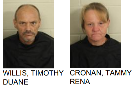 Rome Couple Charged with Walmart Theft