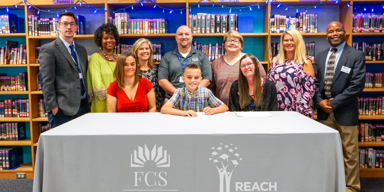 Five Floyd County Students Named $10,000 REACH Georgia Scholarship Recipients