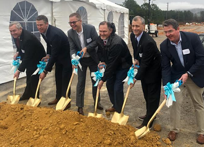 Ball Corporation Breaks Ground on New Rome Facility