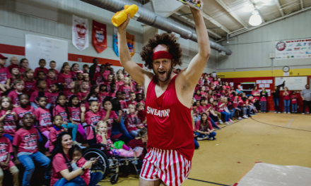 East Central's Get Fit Fundraiser raises over $13,000