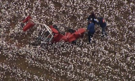 Victim Identified in Monday's Polk County Plane Crash