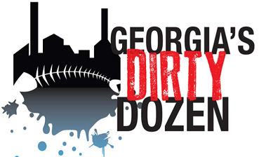 "Georgia's leading water advocacy organizations released their ""Dirty Dozen"" for 2019"