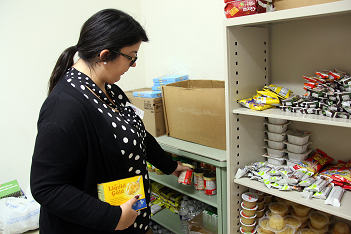 GNTC Food Pantry numbers on the rise