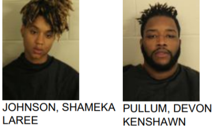 Two Arrested on Drug Charges at Local Motel Following High Speed Chase