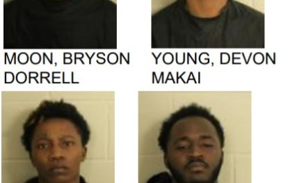 Police Find Drugs in Toilet and Bathtub, Four Arrested