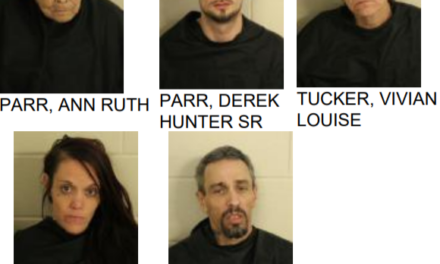 Police Find Drugs and Child in Home During Search Warrant, Five Arrested