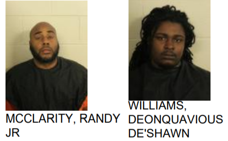 Cedartown Men Land in Jail on Drug Charges Following Chase