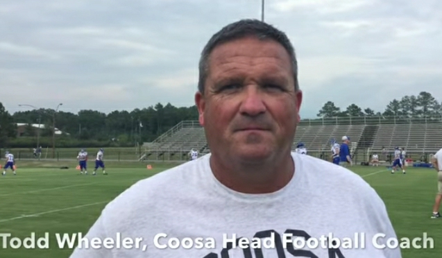 Coosa High's Todd Wheeler Resigns as Head Coach