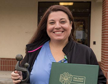 'Angelic' Hospice Nurse Helped Family During Tragic Week