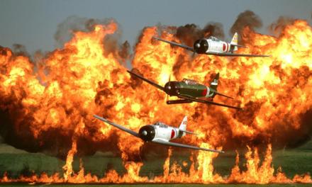 Dalton Pickedfor Next Airshow