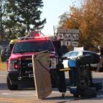 Man Struck by Car while Driving Golf Cart Dies