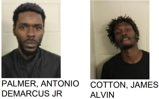 Rome Felons Found with Loaded Guns