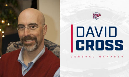 Atlanta Promotes Cross to Rome Braves General Manager