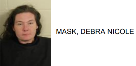 """Cartersville Woman Jailed after Being """"High"""" and Disorderly"""
