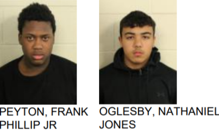 Rome Teens Charged with Burglarizing Dairy  Queen