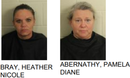 Alabama Woman Found with Meth inside Body Cavity at Floyd County Jail,