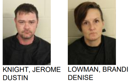 Romans Found with Meth, Heroin During Drug Raid