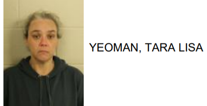 Lindale Woman Jailed After Being Found with Meth