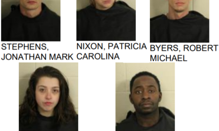 Floyd County Drug Bust Nets 5 Arrest