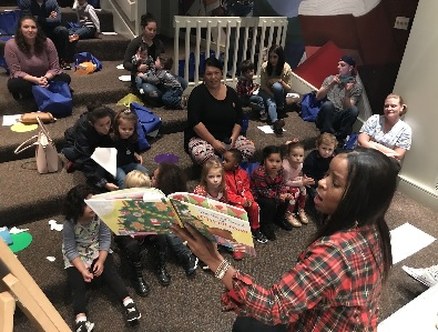 Rhythm and Reading Workshop Brings Music to Literacy Learning