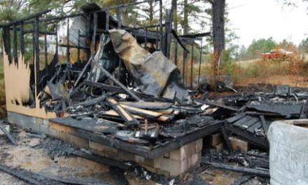 Fatal Fire in Gordon County Under Investigation