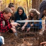 Students cultivate endangered plant species on campus