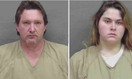 Gordon County Couple Arrested For Meth Trafficking & Firearms Offense