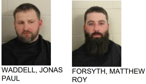 Two Jailed After Fight at Downtown rome Hotel