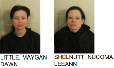 Rome Women Charged with Attempted Burglary, Threatening Occupant