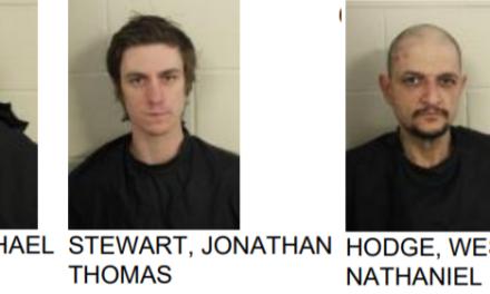 Three Arrested After Altercation Involving Baseball Bat